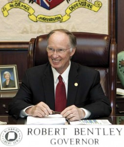 Alabama Governor Robert Bentley Yellowhammer Politics