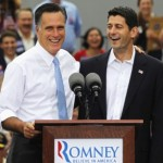 Presidential Candidate Mitt Romney and Vice Presidential Candidate Paul Ryan