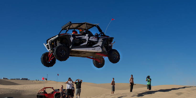2014 Polaris RZR XP 4 1000 (Photo: Justin Dawes)