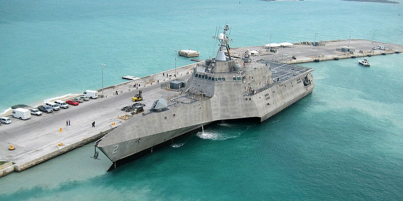 USS Independence (Photo: U.S. Navy, Naval Air Crewman 2nd Class Nicholas Kontodiakos)