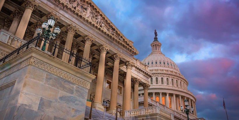 United States Capitol (Photo: Eric B. Walker)