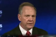 Alabama Supreme Court Chief Justice Roy Moore interviewed by Fox News Sunday's Chris Wallace Feb. 15, 2015