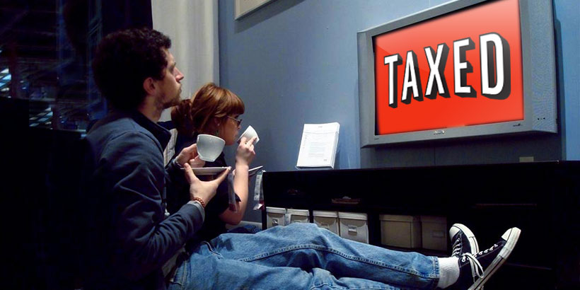 Cable TV tax Netflix