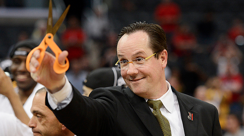 Gregg marshall is a primary target for alabama photo via ncaa