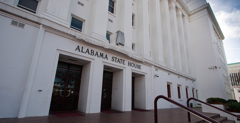 Alabama State House (Photo: Creative Commons/Jay Williams)