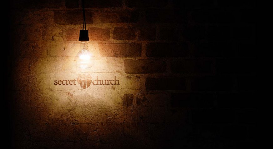 "The sixteenth version of ""Secret Church"" will take place later this month."