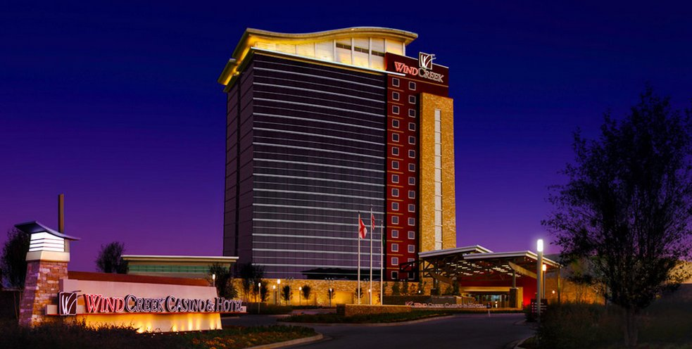 creek casino