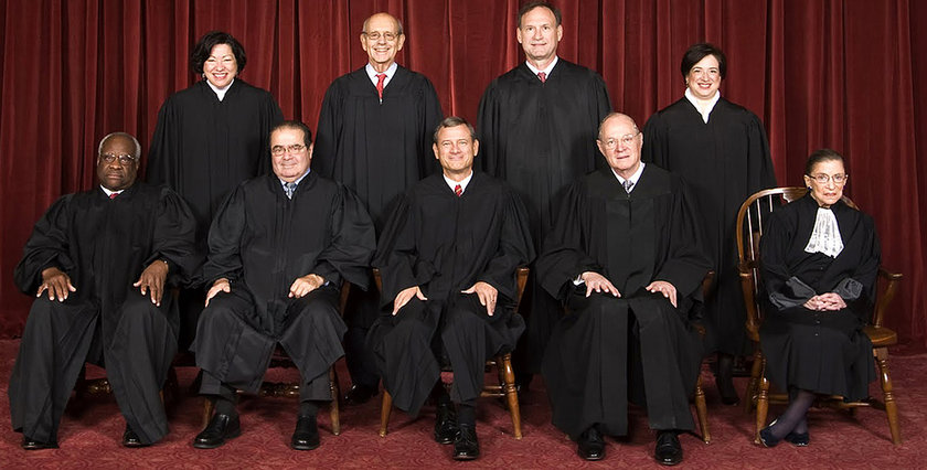 Agree, court voids gay marriage ban really