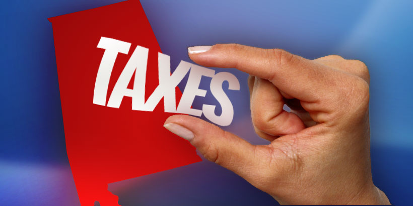 Alabama Is 2018's State With The 8th Lowest Tax Burden