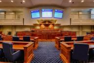 Alabama Senate Chamber (File photo)