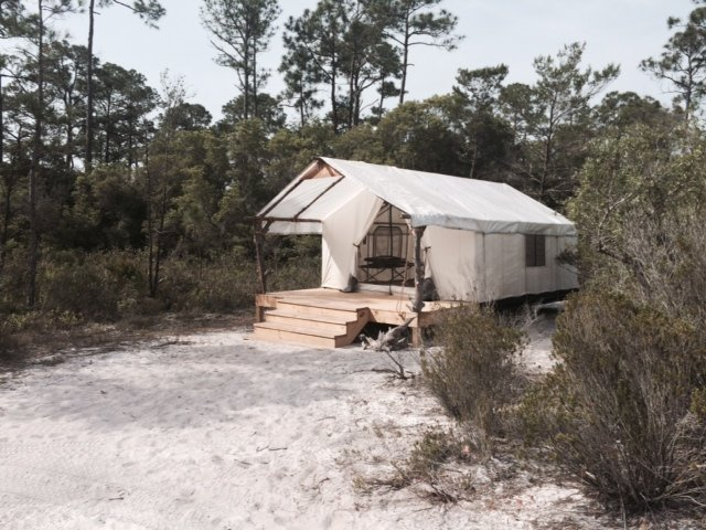 Ordinaire Outpost Campsite Gulf State Park 4