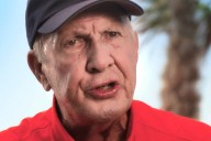 Former Auburn Head Football Coach Pat Dye