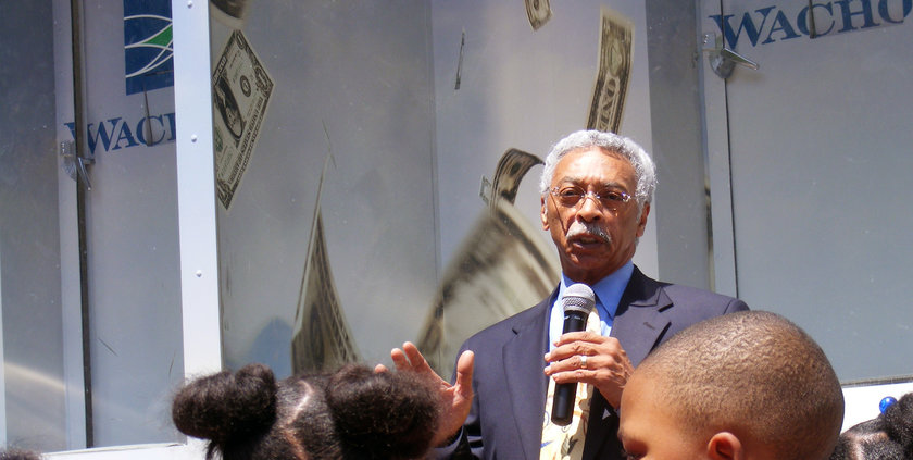 Former Birmingham Mayor Larry Langford