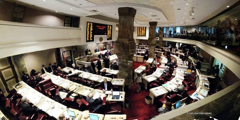 The Alabama Legislature: Looking for A Few Good Men and Women
