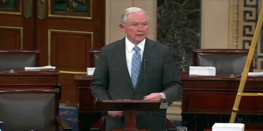 "Senator Sessions explains what Obama's ""Fast-track"" legislation really means for the U.S."
