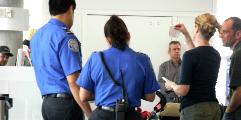 ethnic airport security essay