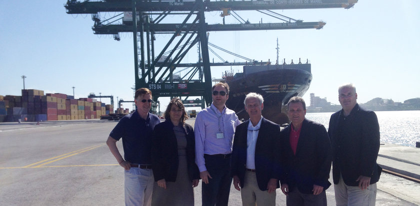 Congressman Bradley Byrne (R-AL1) and the other members of the Congressional Delegation to Cuba.
