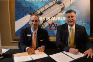 Auburn and NASA sign agreement to promote 3D printing