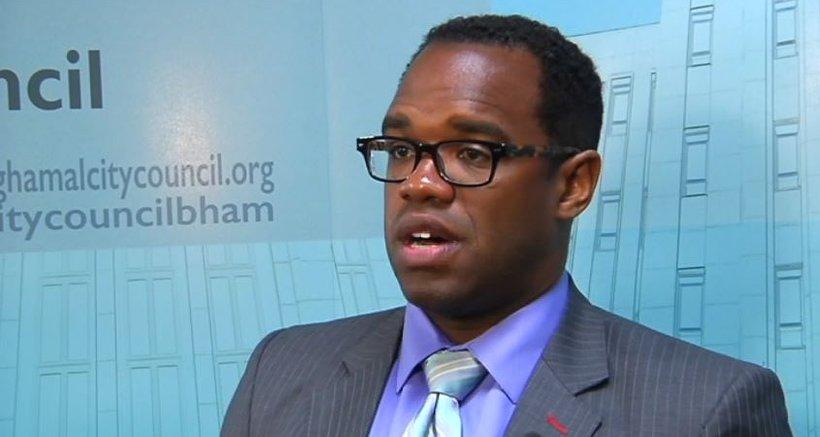 Birmingham City Council President Johnathan Austin (Photo: Screenshot)