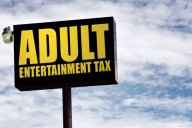 Adult entertainment tax