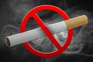 no cigarette