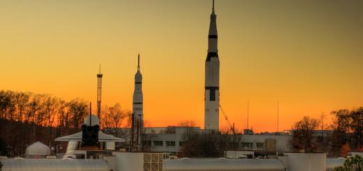 U.S Space and Rocket Center in Huntsville, AL (Photo: Flikr user Bryce Edwards)