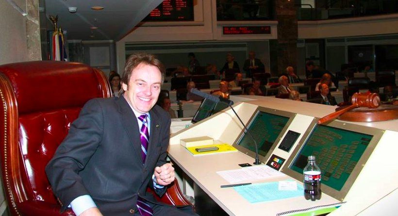 Huntsville lawmaker moves to oust Alabama House Speaker Mike