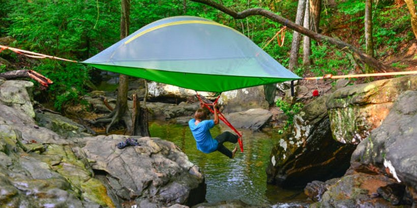 Tentsile Experience By Idlewild Adventure Company