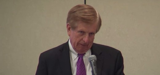 Retirement Systems of Alabama CEO Dr. David Bronner speaks to the Alabama State Employees Association. (Photo: Screenshot)