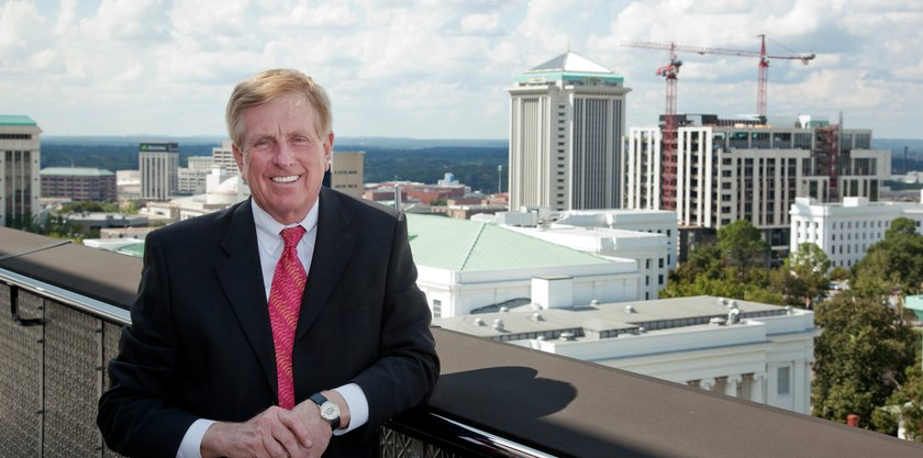 Retirement Systems of Alabama CEO David Bronner (Photo: Wikicommons)