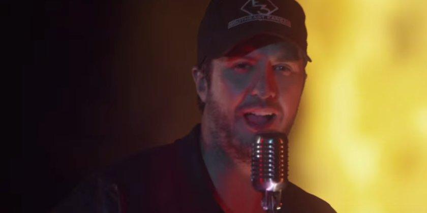 Luke Bryan (Music video screenshot)