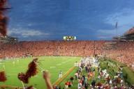 Jordan-Hare Stadium from the Auburn Student Section (Photo: Jordan Armstrong)
