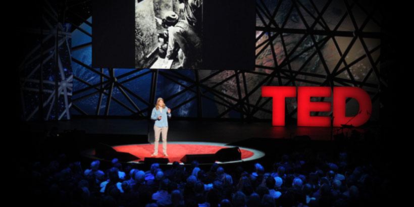 TED Prize winner Dr. Sarah Parcak