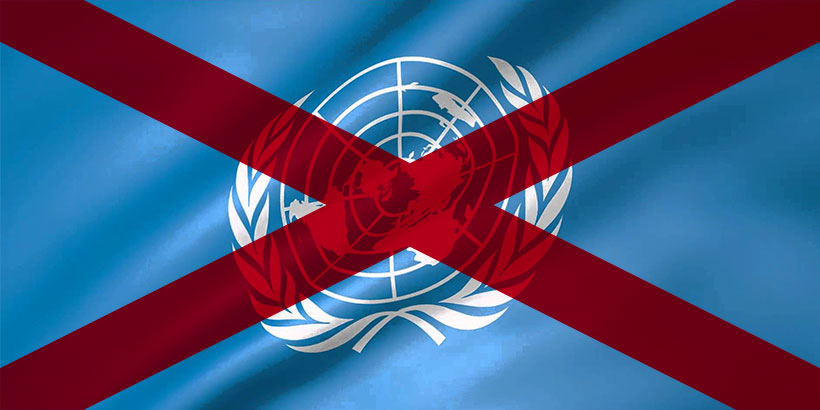 Alabama congressman Mike Rogers wants the United States to exit the United Nations.