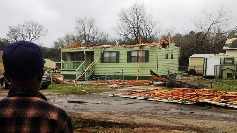 These Alabama Counties Are Among The Most Tornado Ravaged In The Country Yellowhammer News
