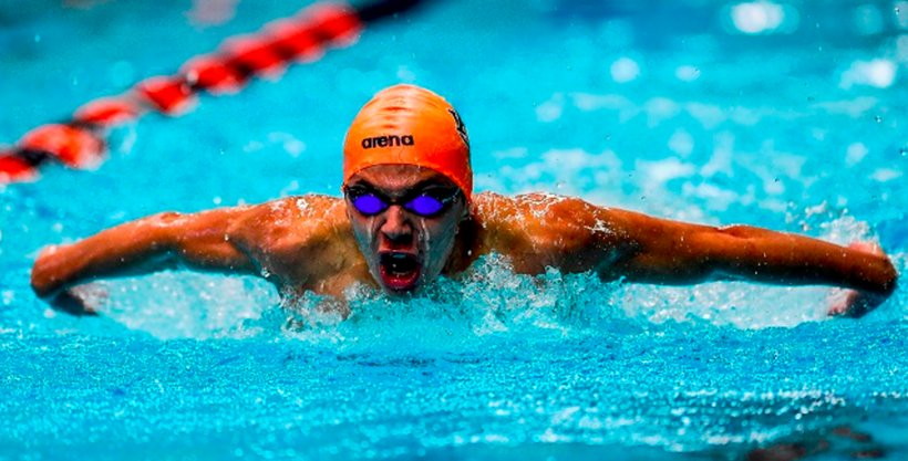 Auburn Swimmer 39 Didn T Flinch Next To Michael Phelps 39 Earns Spot In Olympics Yellowhammer