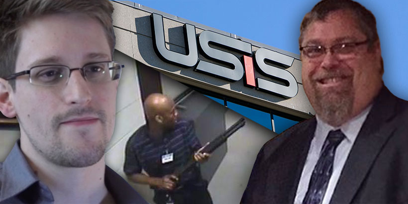 """Blake Percival (right) exposed USIS """"dumping"""" practices"""
