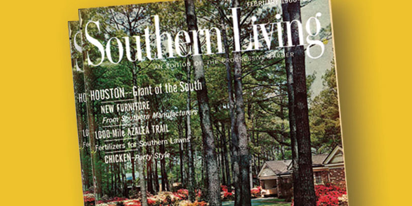 alabama based southern living remains 39 the south s biggest
