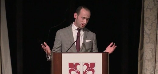 Stephen Miller, former Jeff Sessions Communications Director and current senior policy advisor to Donald Trump. (Photo: Screenshot)