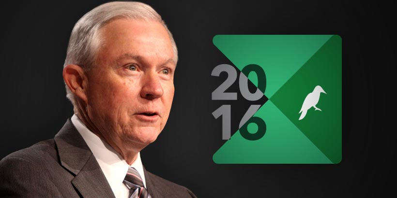 Senator Jeff Sessions (R-Ala.) will deliver remarks at the Alabama Economic Growth Summit reception on Thursday, Feb. 18, 2016.