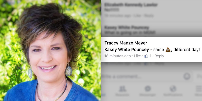 Tracey Meyer, lobbyist for the Alabama Department of Education, ridiculed conservative attempts to repeal Common Core. (Photo: Facebook)