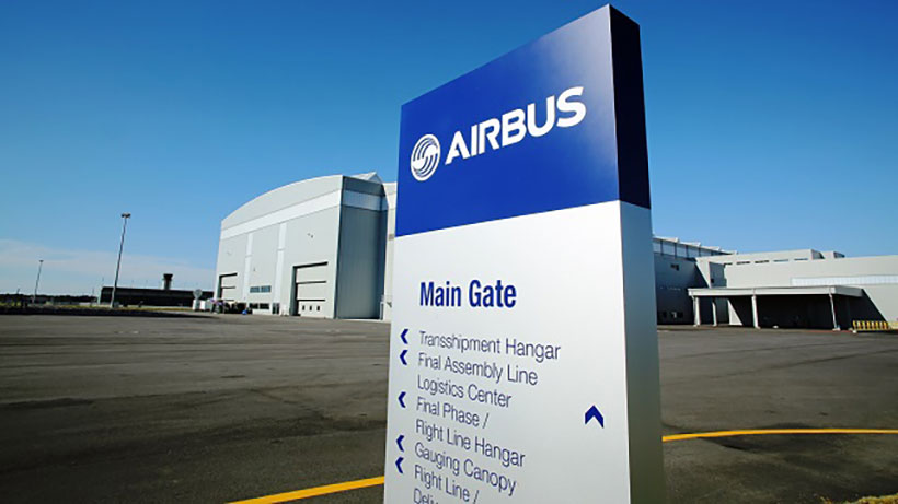 Another Airbus supplier has landed at Mobile Aeroplex at Brookley. (Mike Kittrell/Alabama NewsCenter)