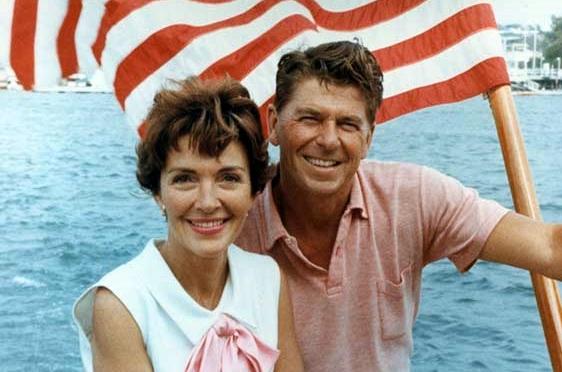 Former First Lady Nancy Reagan dies at 94