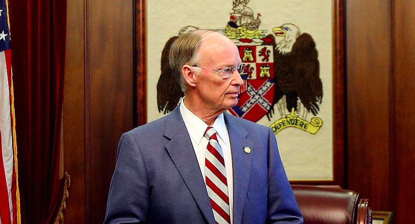 Alabama Governor Robert Bentley (Photo: (Governor's Office, Jamie Martin)