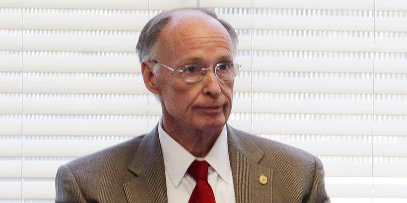 Governor Robert Bentley (photo: Flickr of Governor Robert Bentley, March 21, 2016)