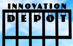 """Innovation Depot said 75 percent of its companies would like to locate in permanent locations near the business incubator once they """"graduate."""" (Michael Tomberlin/Alabama NewsCenter)"""