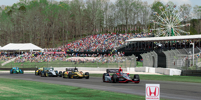 Barber Motorsports Park >> Alabama S World Famous Barber Motorsports Park Gears Up For Indy