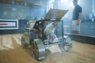 MARTE Mining Robot (Photo: Alabama Astrobiotics)
