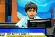 Hoover native Kapil Nathan came in third place in the National Geographic Bee