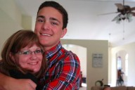 Jaycob Curlee and his mom (Photo: Facebook)